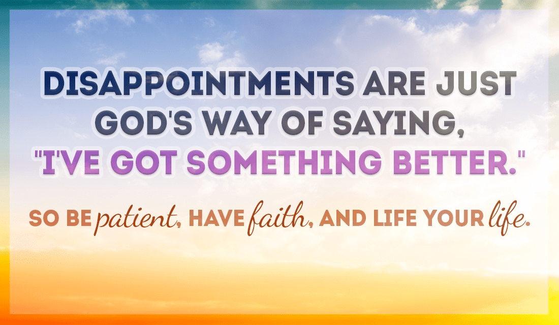 God has something better in store for YOU, You just have to trust Him! ecard, online card