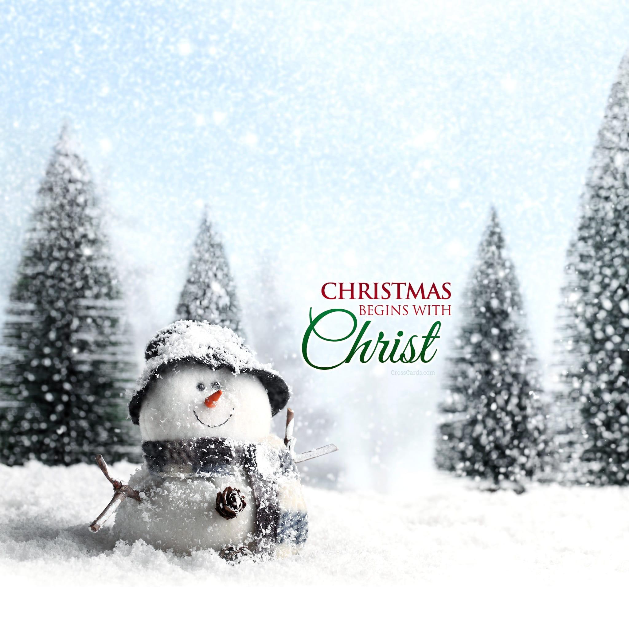 December 2015 - Christmas Begins With Christ Desktop ...