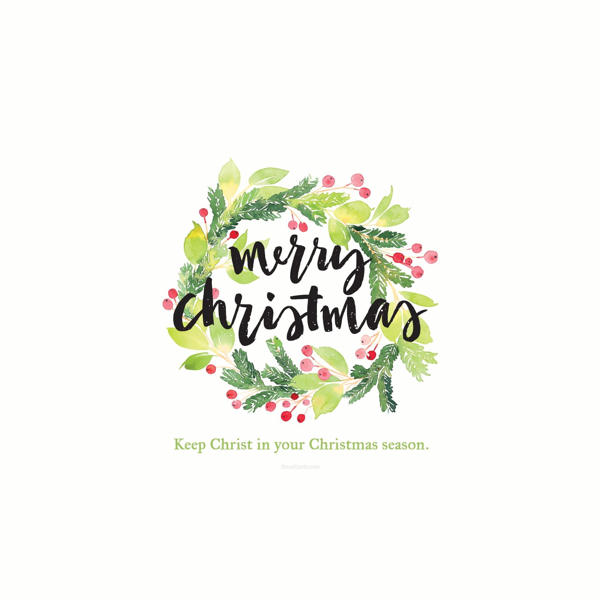 December 2015 - Keep Christ in Christmas Desktop Calendar- Free ...