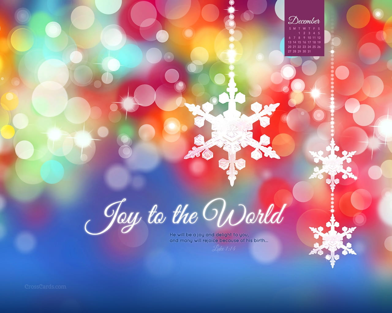 December 2015 joy to the world desktop calendar free december select a size m4hsunfo