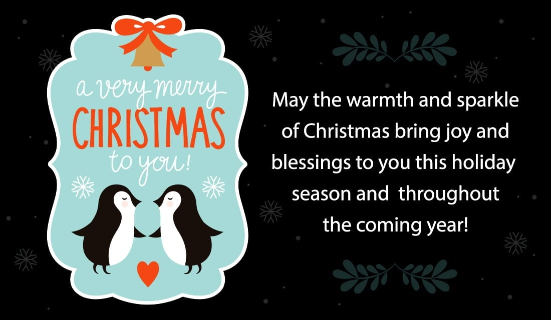 Warmth and Sparkle of Christmas ecard, online card