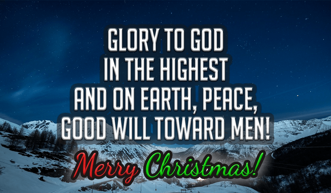 I hope you have a wonderful Christmas! Share the good will with someone today! ecard, online card