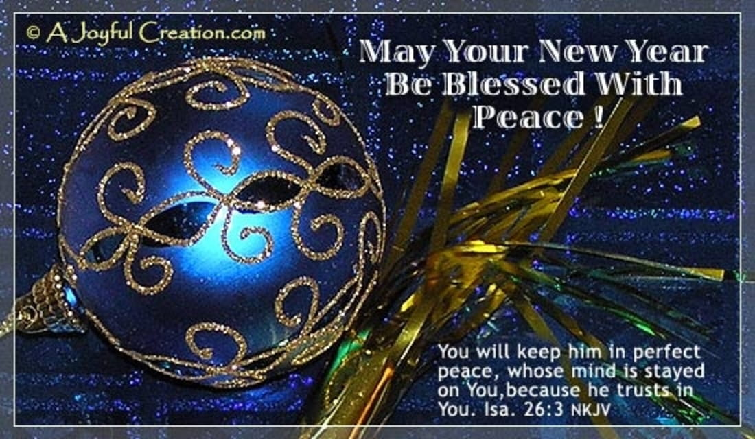 Blessed ecard, online card