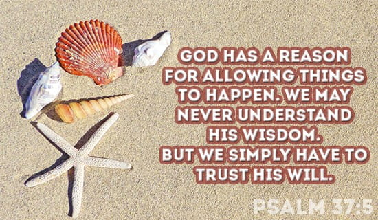 I trust HIM with Everything! ecard, online card