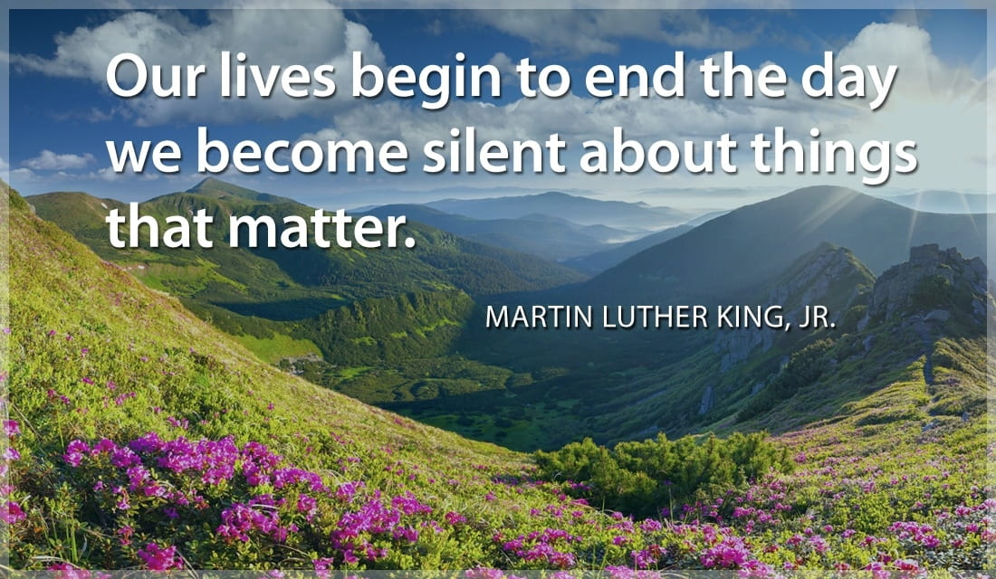 Martin Luther King, Jr. Quote ecard, online card