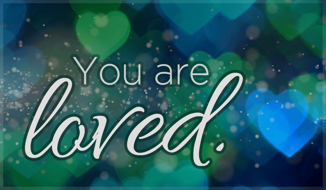 You will always be loved by GOD! ecard, online card