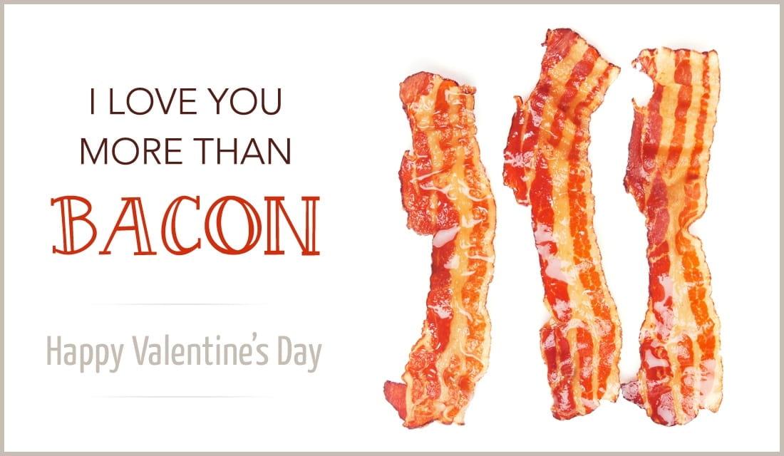 More Than Bacon ecard, online card