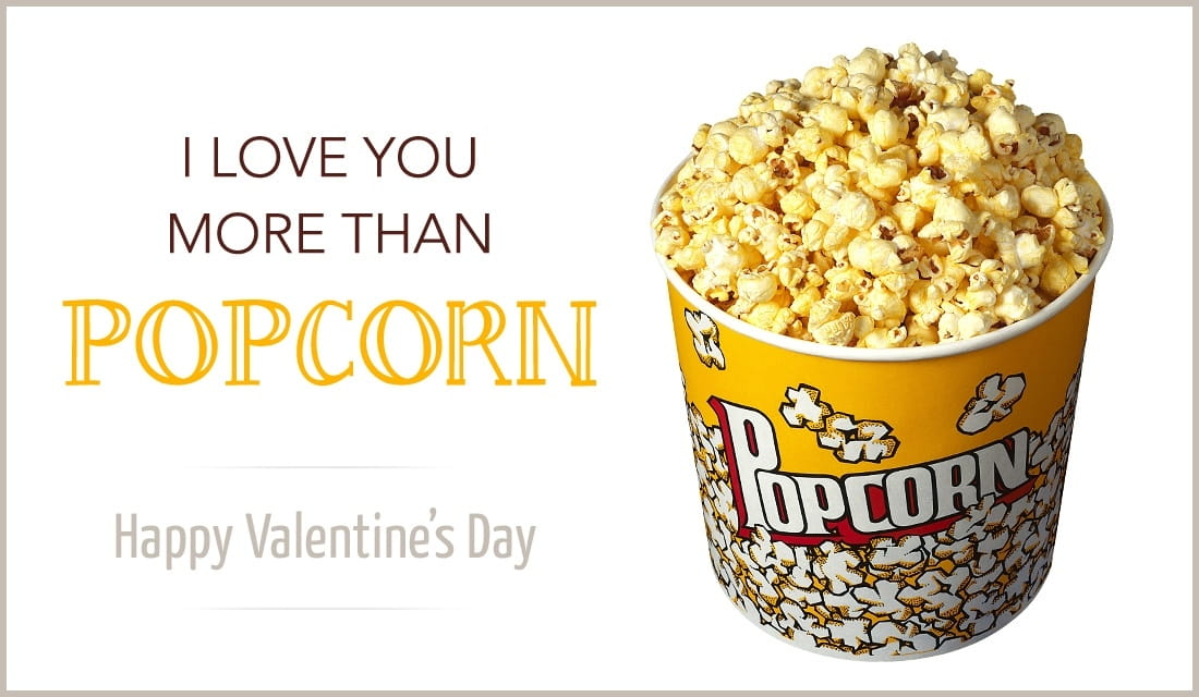 More Than Popcorn ecard, online card