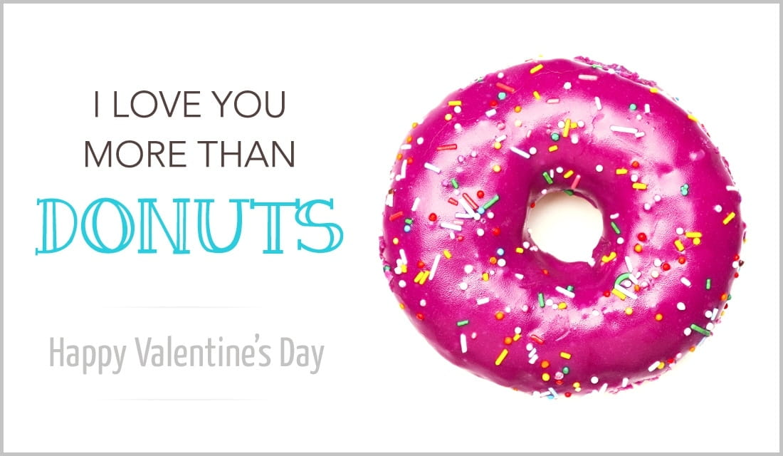 More Than Donuts ecard, online card