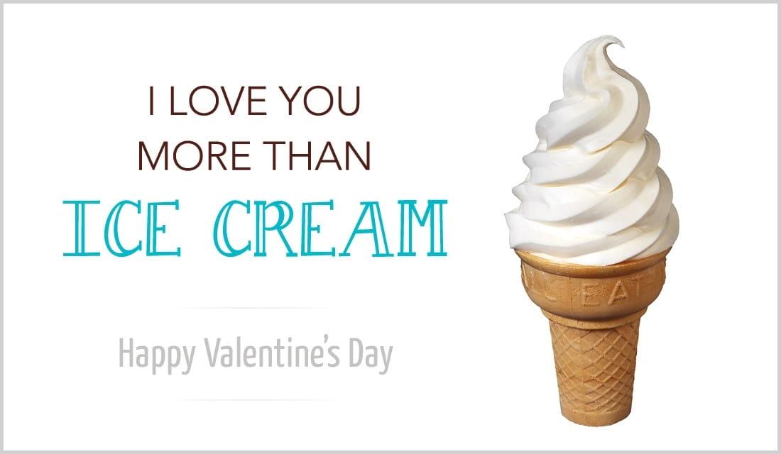 More Than Ice Cream ecard, online card