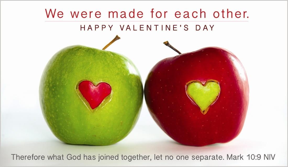 Mark 10:9 NIV ecard, online card