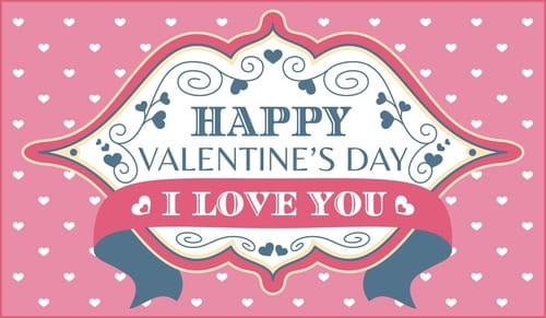 happy valentine's day ecard  free valentine's day cards