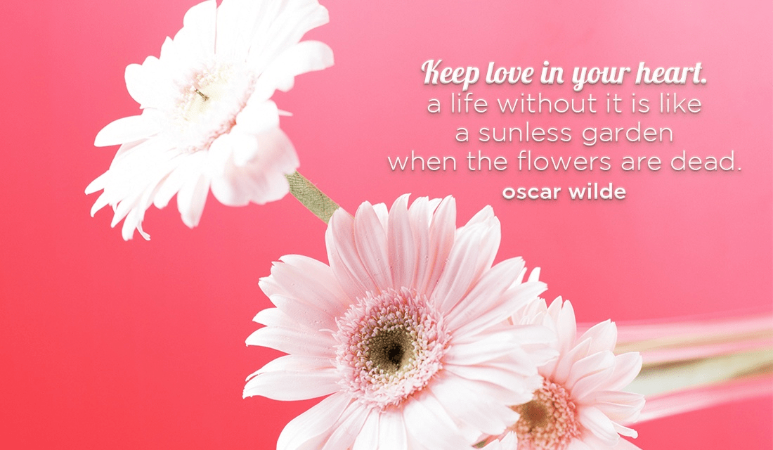 Keep Love in your Heart, Always ecard, online card