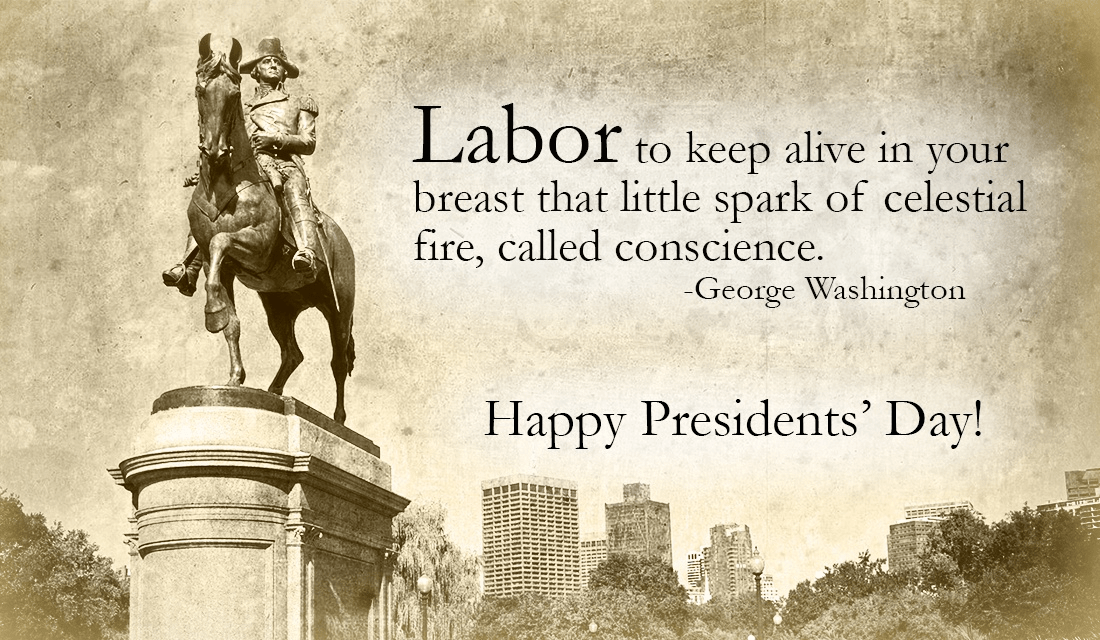 Have a wonderful Presidents day! ecard, online card