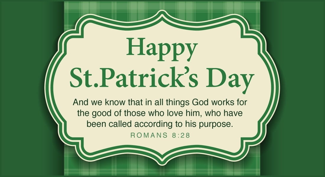 Happy Saint Patrick's Day  ecard, online card