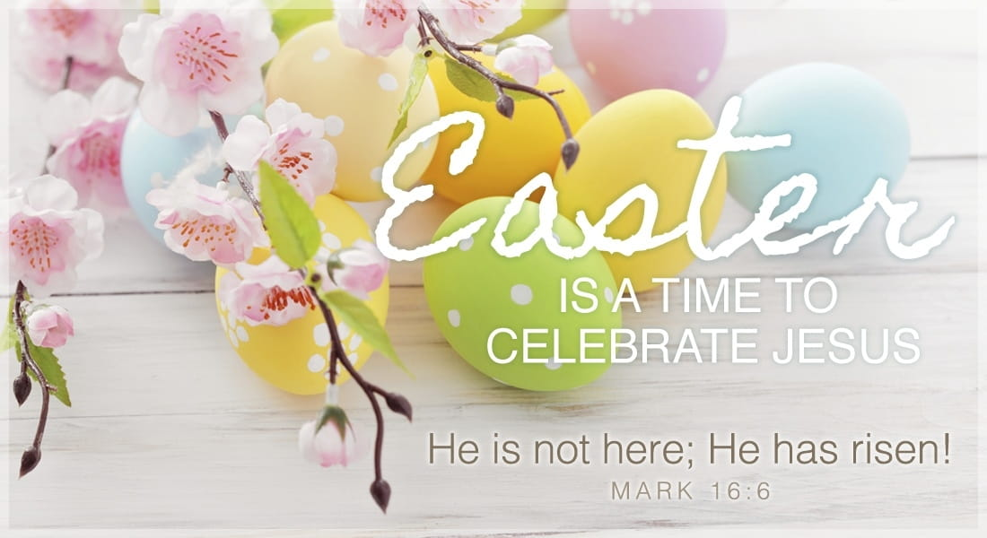 Easter - Celebrate Jesus ecard, online card