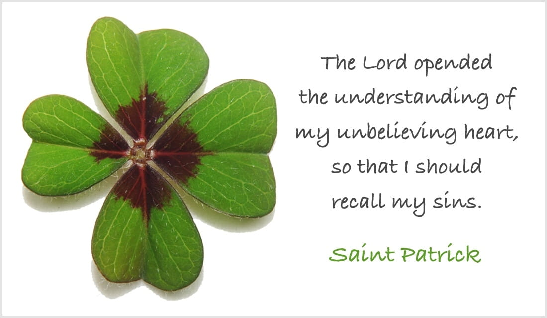 St. Patrick Quote eCard - Free St. Patrick\'s Day Cards Online