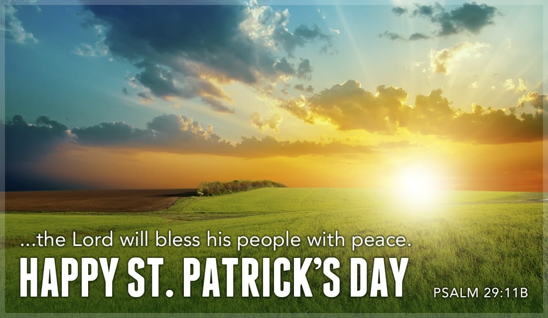 Happy St. Patrick's Day ecard, online card