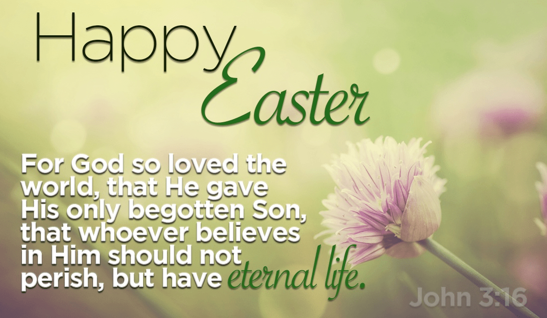 Thank you Lord for being the ULTIMATE sacrifice for us! - John 3:16 ecard, online card