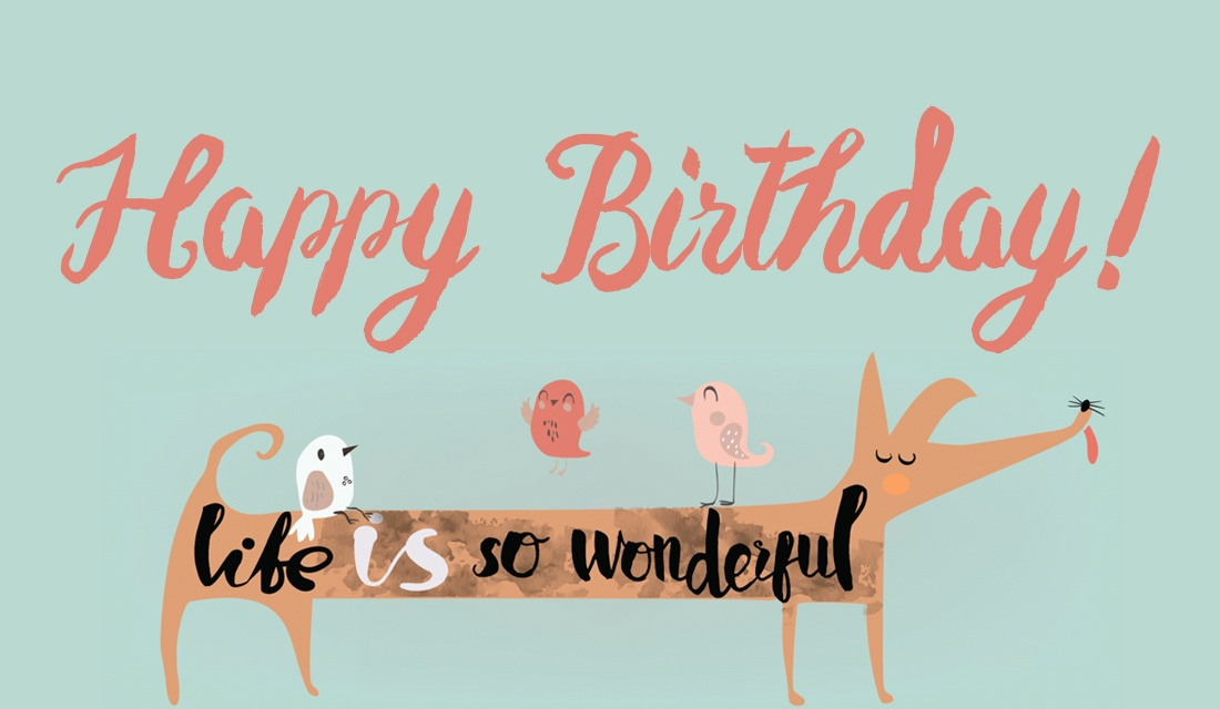 Life Is Wonderful Because of You! ecard, online card