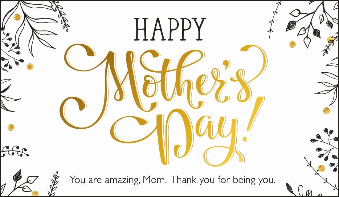 31708 cc_MothersDay_2016_14.1100w.tn happy mother's day you are amazing, mom! ecard free mother's day