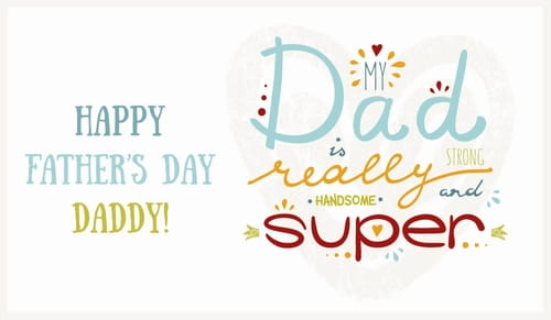 happy fathers day to the best dad share dad is really awesome