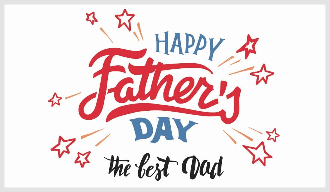 Happy Father's Day to the best dad ecard, online card