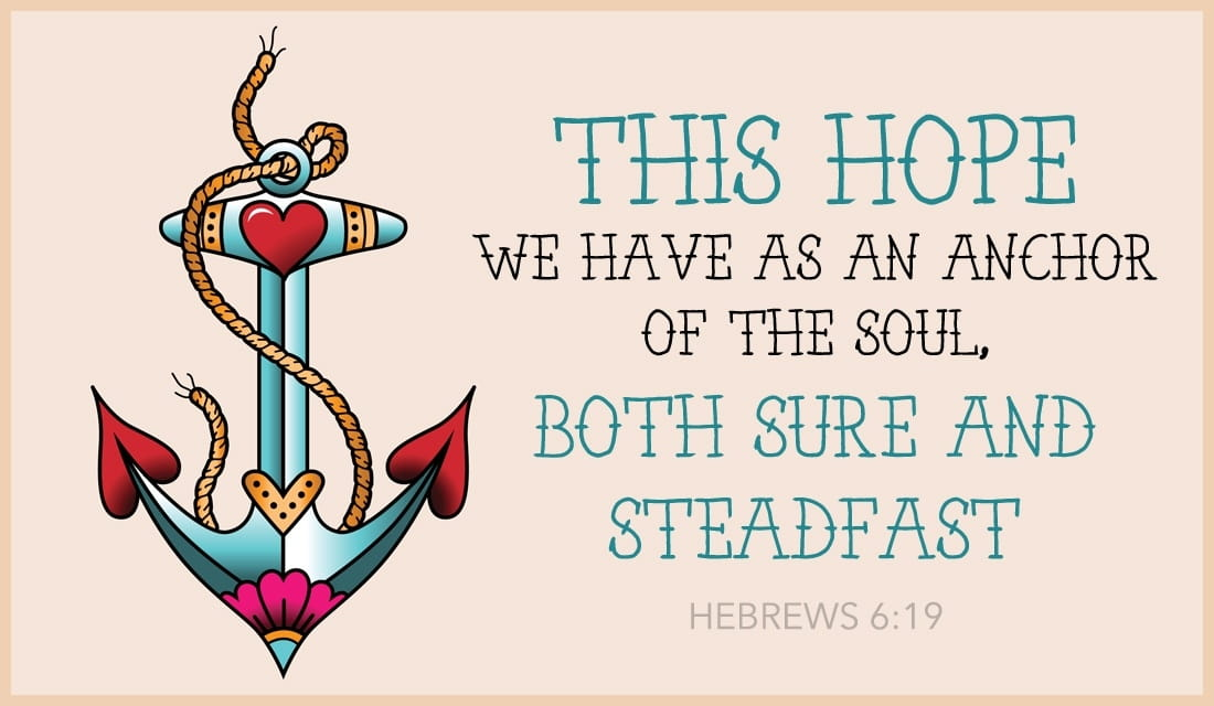 Hebrews 6:19 ecard, online card
