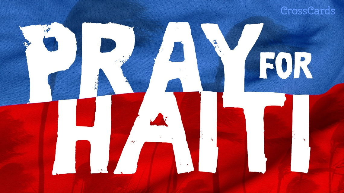 Pray for Haiti  ecard, online card