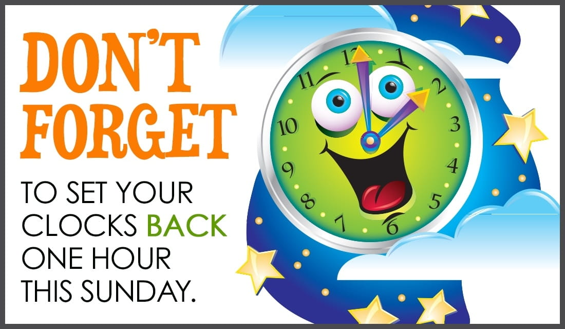 Spring Forward or Fall Back?