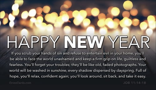 New year ecards celebrate 2018 with free email greeting cards happy new year the message m4hsunfo