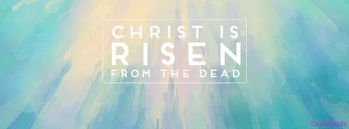 Christ Is Risen mobile phone wallpaper