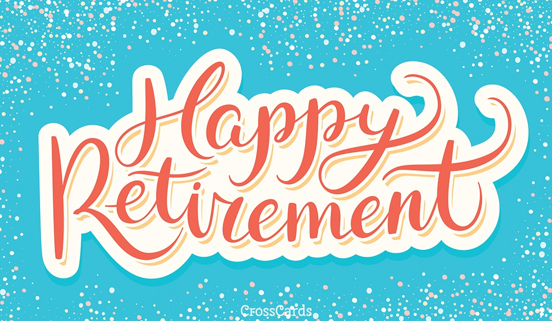 Happy Retirement! ecard, online card
