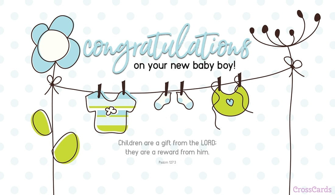 free new baby boy ecard email free personalized new baby cards online