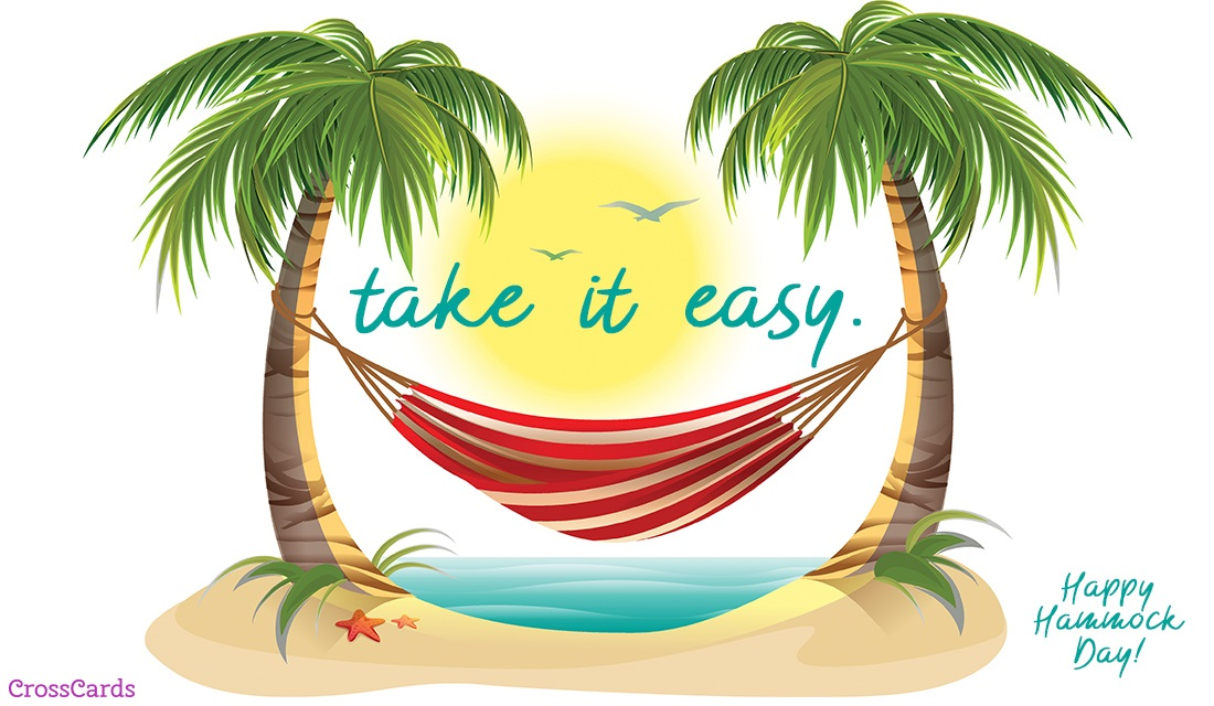 Happy Hammock Day! (7/22) ecard, online card