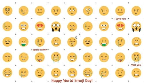Happy World Emoji Day! (7/17) ecard, online card