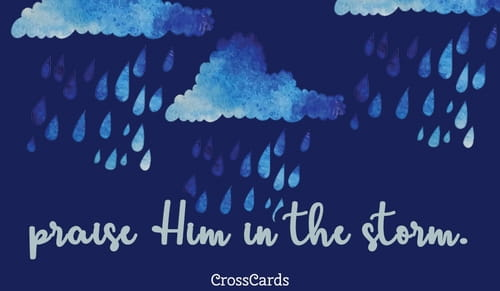 Happy Rain Day! (7/29) ecard, online card