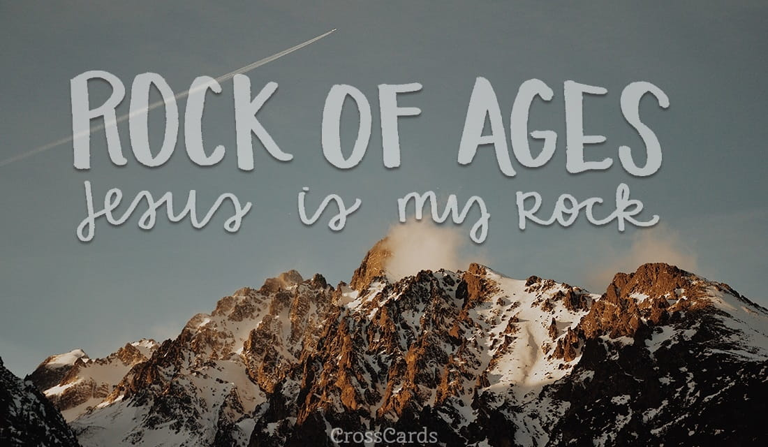 Rock of Ages ecard, online card