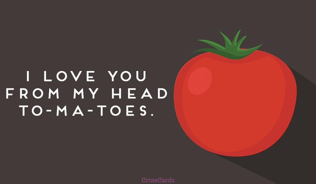 To-Ma-Toes ecard, online card