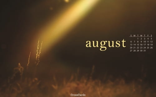 August 2017   Beam Of Light