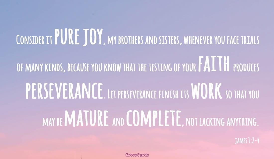 Pure Joy ecard, online card