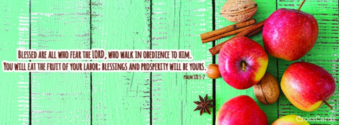 Psalm 128:1-2 mobile phone wallpaper