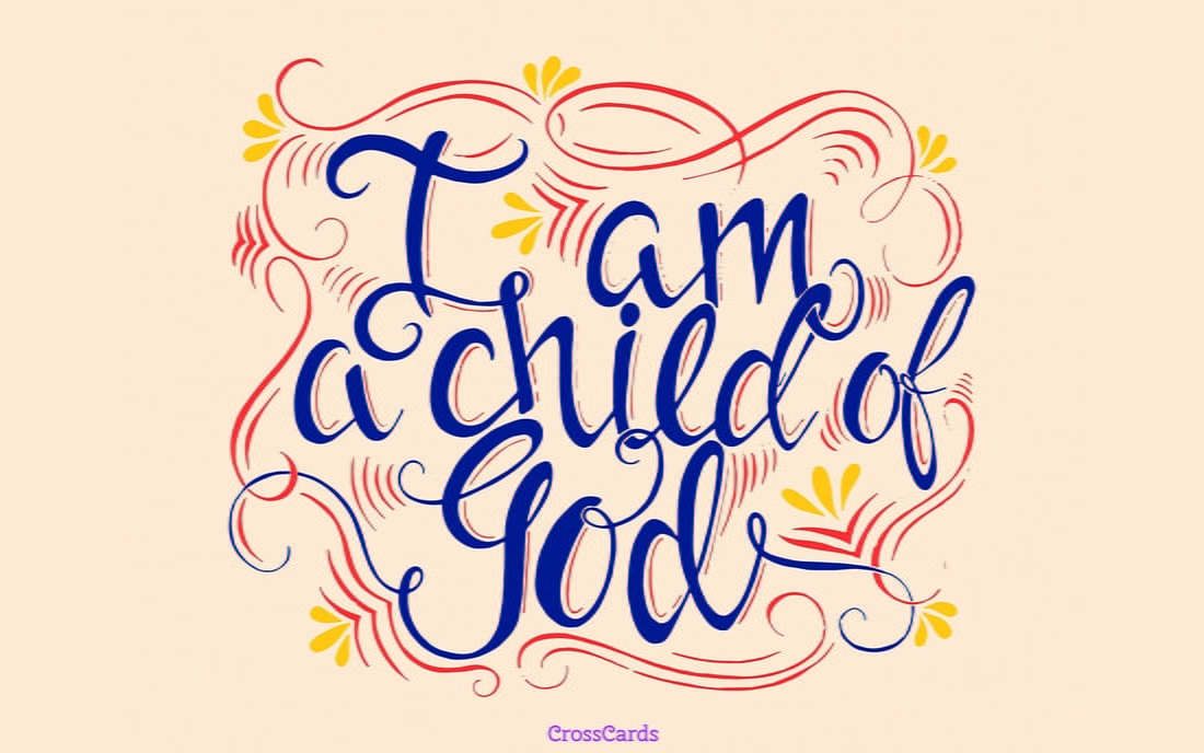 Home Wallpaper Miscellaneous Quotes Child Of God