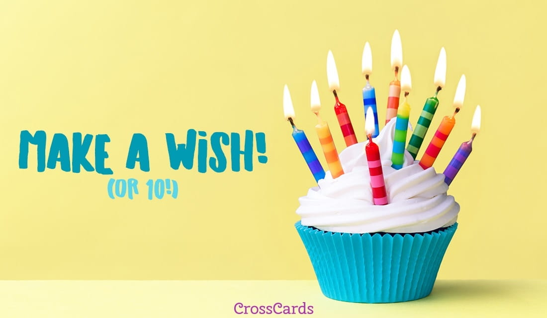 Free Make A Wish Ecard Email Free Personalized Birthday Cards Online
