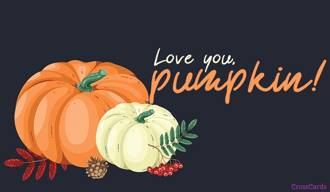 Happy Pumpkin Day! (10/26) ecard, online card