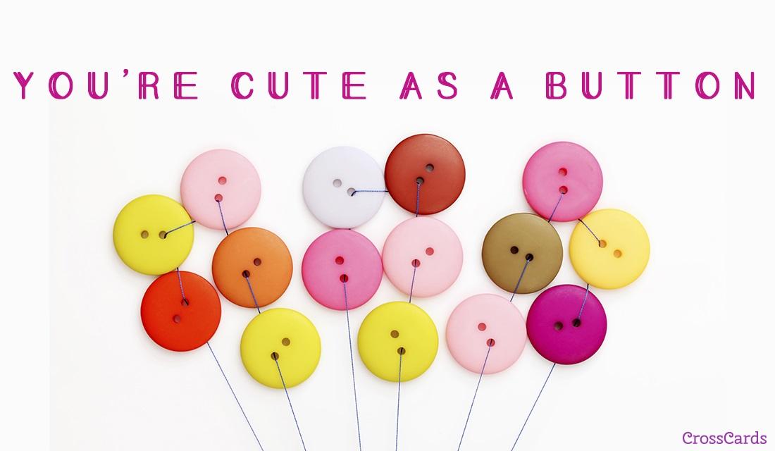 Happy Button Day! (11/16) ecard, online card