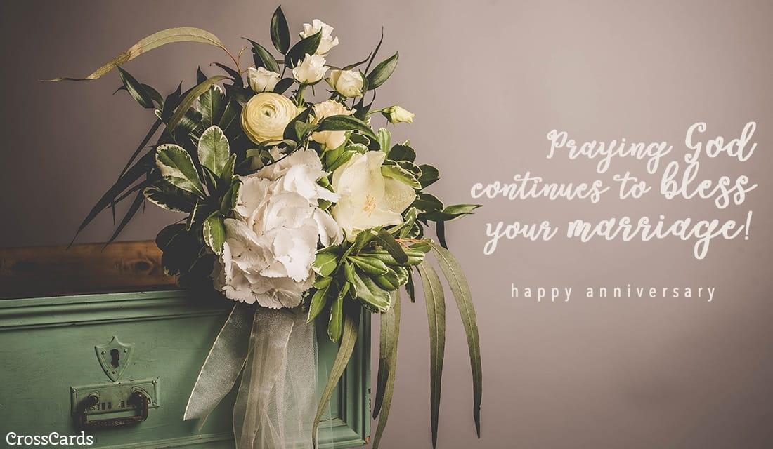 God's Blessings ecard, online card