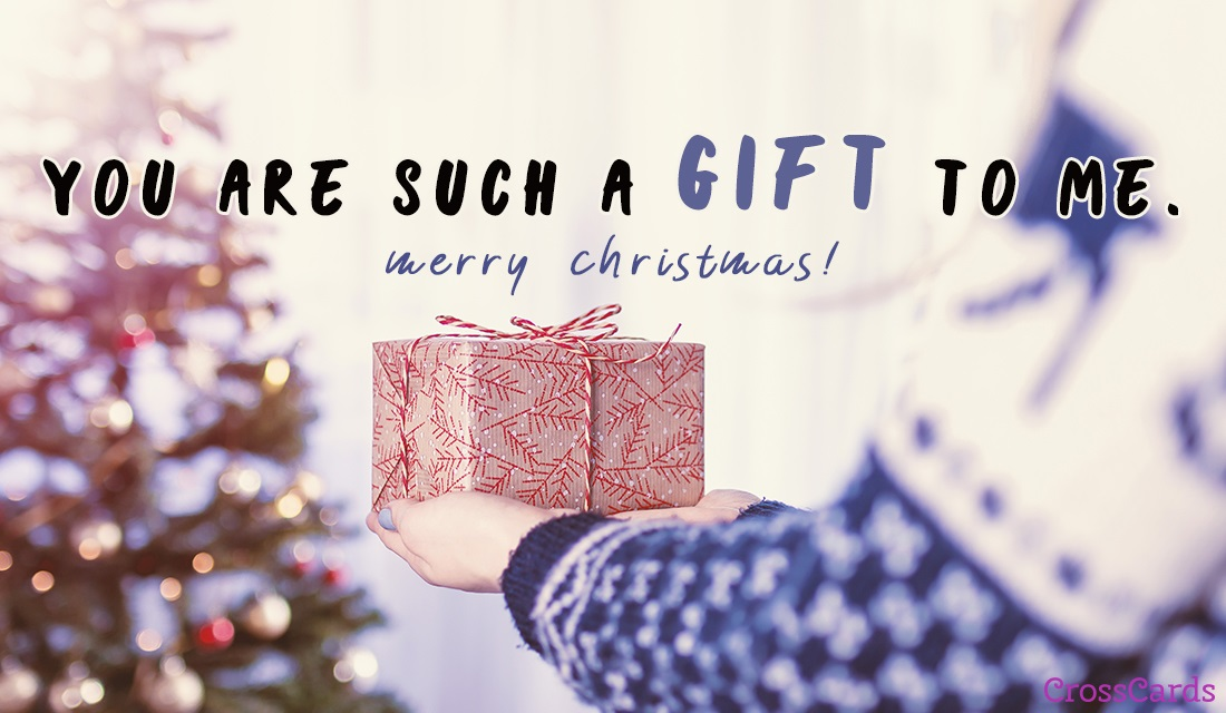You Are a Gift ecard, online card