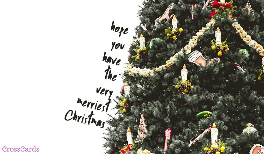 Free christmas ecards inspiring greeting cards very merriest christmas m4hsunfo