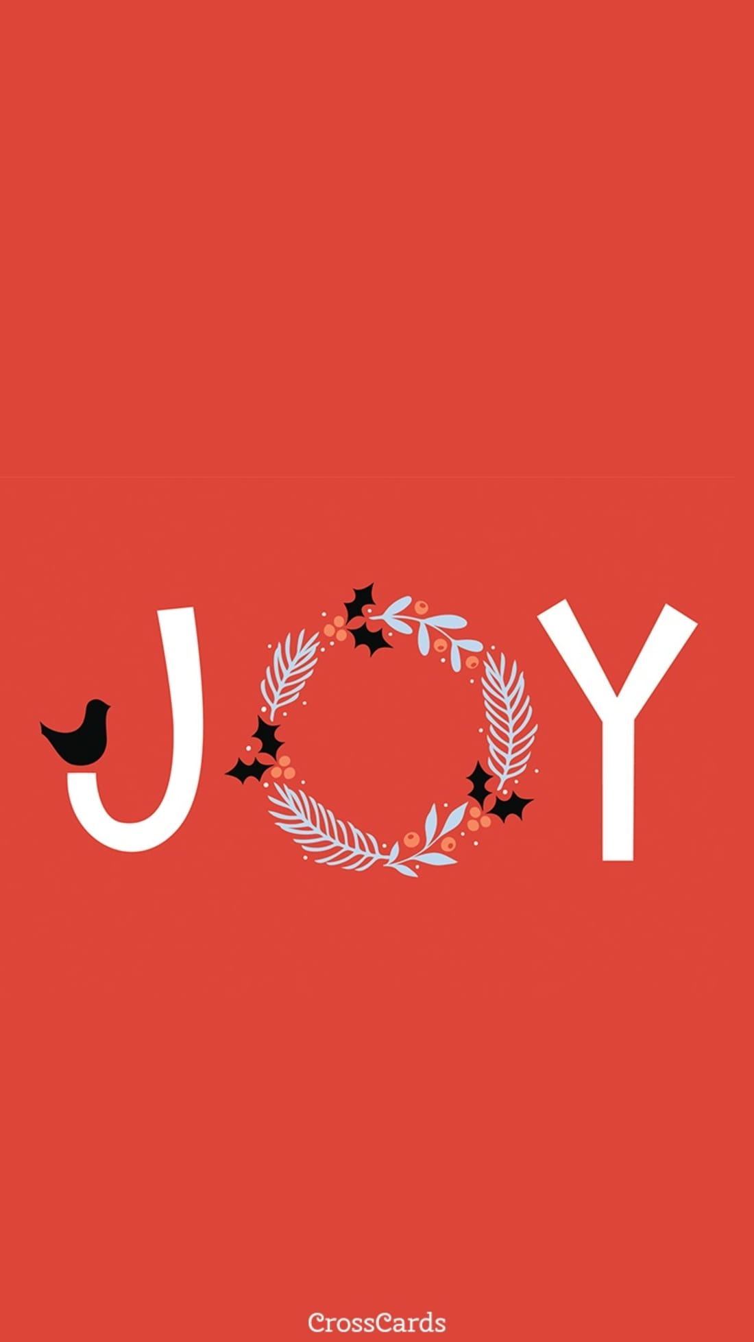 Joy ecard, online card